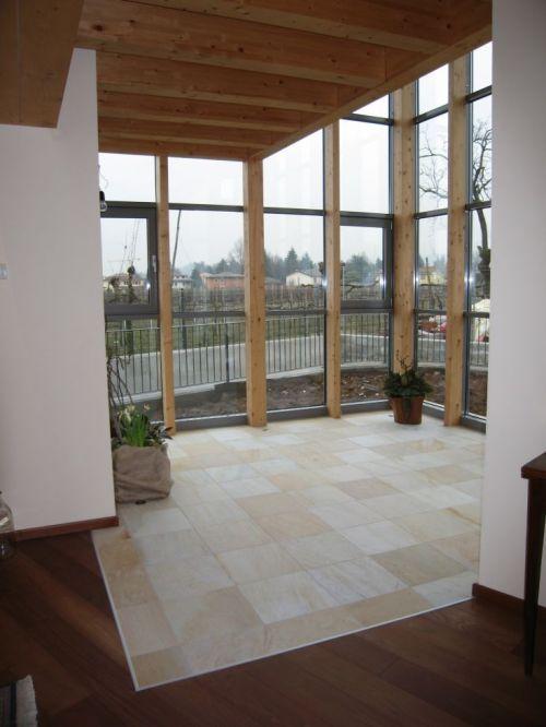Per una casa sana solare a basso consumo arredo casa e for Piani di casa a basso budget