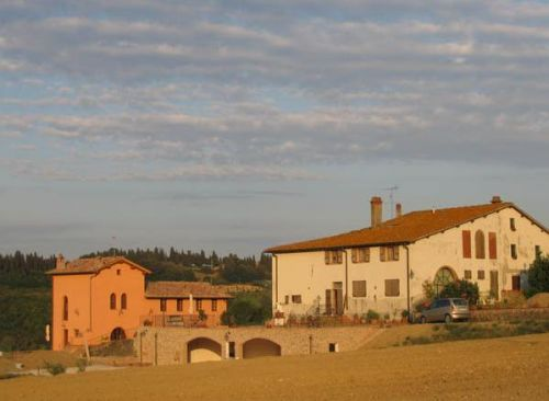 Bed and breakfast nel chianti chianti toscana turismo for Bed and breakfast area riservata