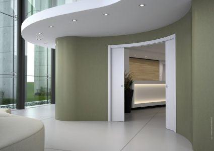 Eclisse sistemi per porte e finestre scorrevoli a - Finestre filo muro ...