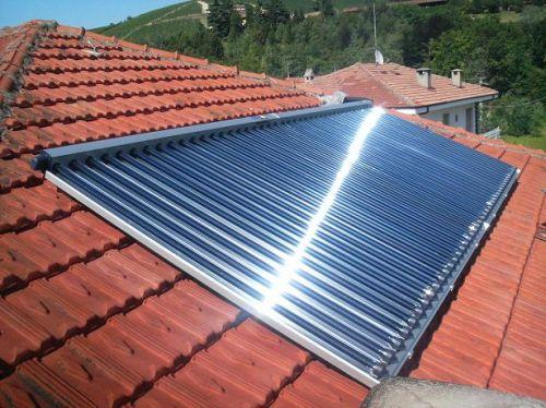 Tutto sul risparmio energetico dai pannelli solari al for Pannelli termici