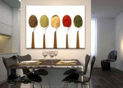 Stampe su tela: perfette per personalizzare le pareti. Arredamento ...